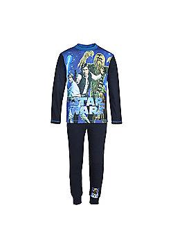 Star Wars Boys Pyjamas - Blue