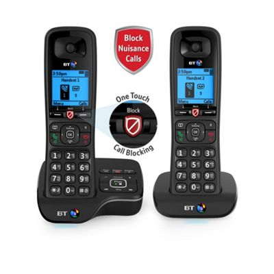 BT 6600 Twin Cordless Home Phone