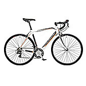 Claud Butler Elite R2 White Road Bike 50cm