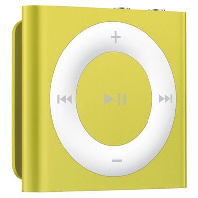 Apple 2GB (4th Gen) shuffle iPod Yellow