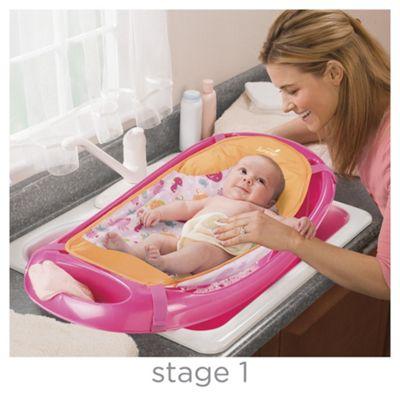 Summer Infant Splish N Splash Bath, Pink