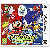 Mario & Sonic at the Rio 2016 Olympic Games 3DS Game