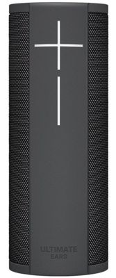Ultimate Ears MEGABLAST Wireless Portable Wi-Fi & Bluetooth Speaker with Alexa Voice Control - Black
