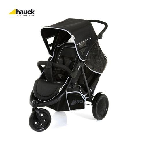 Hauck Freerider Tandem Pushchair, Black