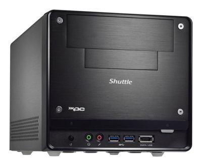 Shuttle SH67H3 Barebone Personal Computer FH67 Socket 1155 Intel H67 (Black)