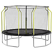Plum 12ft Trampoline including Enclosure, Ladder & Cover