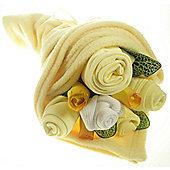 Traditional Baby Lemon Clothes Bouquet