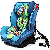 iSafe ISOFIX Duo Trio Plus Car Seat (Adventurer)