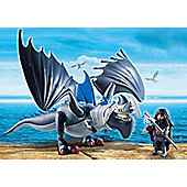 Playmobil Drago And Thunderclaw