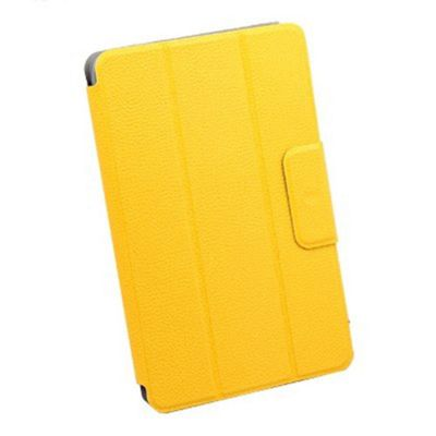 U-bop Neo-Orbit Midi Flip Case Yellow - For Amazon Kindle Fire HD