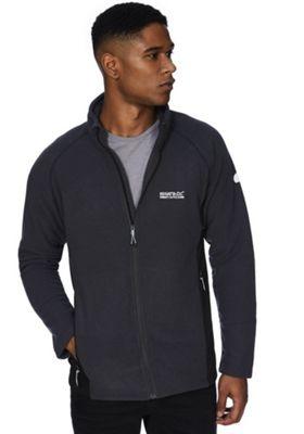 Regatta Tafton Zip-Through Fleece M Grey
