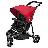 Out n About Little Nipper Pushchair, Poppy Red