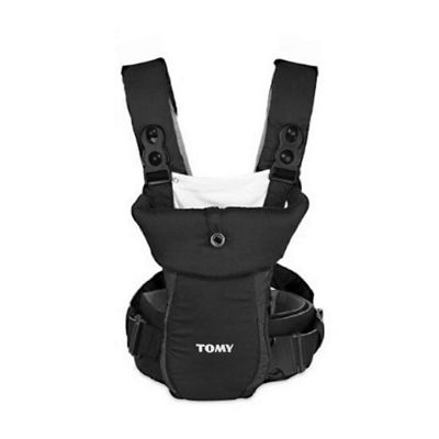 Tomy 71526 Freestyle Premier Baby Carrier - Black
