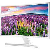 Samsung LS27E591C 27-Inch Full HD LED Curved Monitor White