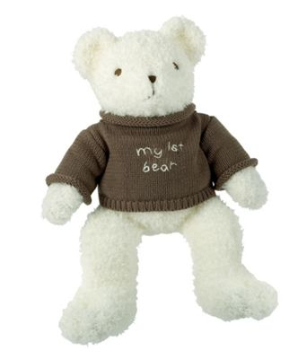 Mamas & Papas - My First Bedtime Bear - Bedtime Hugs