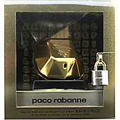 Paco Rabanne Lady Million Eau de Parfum (EDP) 80ml Spray Collectors Edition For Women