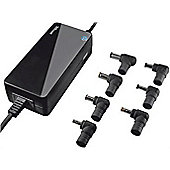 Trust 70W Primo Laptop Charger - black 19135 for Acer Asus Compaq Dell
