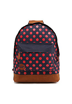 Children's Mi Pac Backpack- Scarlet Dotty, Children's Backpacks, Girl's Backpacks