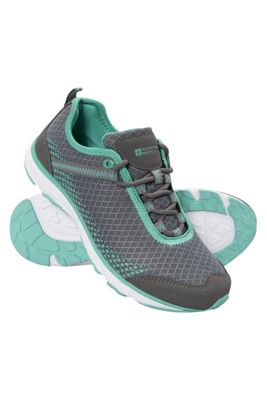 Mountain Warehouse Boost Womens Running Shoes ( Size: Adult 04 )