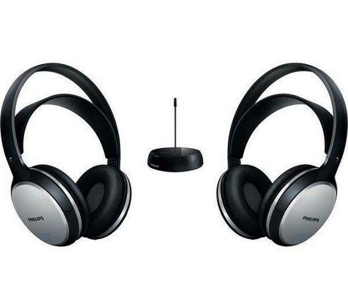 Philips Philips SHC5102 Pair of Rechargeable Wireless Headphones