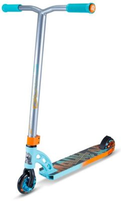 Madd Gear VX7 Pro Model Scooter - Teal/Orange