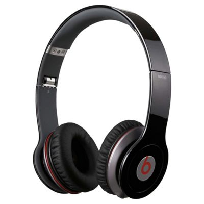 Beats by Dr Dre Solo HD Headphones - Black
