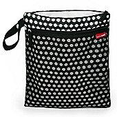 Skip Hop GRAB & GO Wet/Dry Bag (Connected Dots)