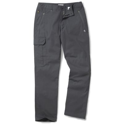 Craghoppers Mens Traverse Trousers Elephant 32