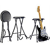 Stagg Guitar Stool and Stand