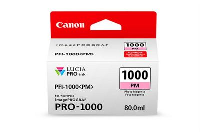 Canon Printer ink cartridge for imagePROGRAF PRO-1000 - Photo magenta