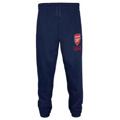 Arsenal FC Mens Jog Pants Navy XL