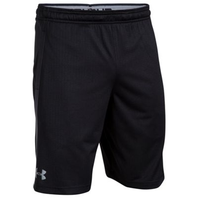 Under Armour Tech Mesh Mens Running Fitness Short Black - XXL