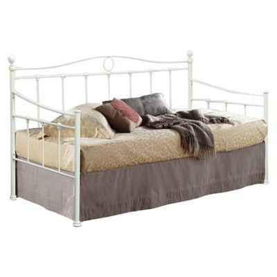 Sareer Furniture Essina Day Bed Frame - ivory