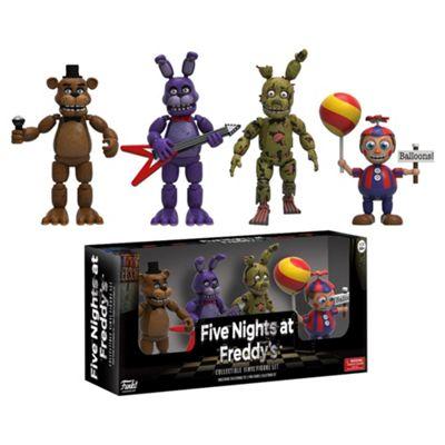 Five Nights at Freddie's 4 Pack Action Fig