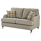 Carrington 2.5 Seat Medium Sofa, Natural