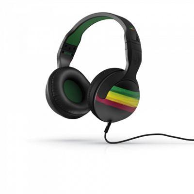 Hesh 2.0 On Ear Headphones Rasta