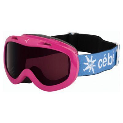 Cebe Jerry Junior Ski Goggle Fuscia