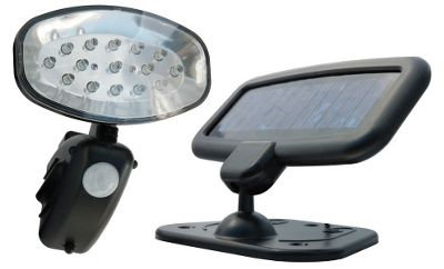 The Solar Centre Limited Evo PIR Utility Light
