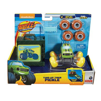 Blaze and the Monster Machines Tune Up Tires - Pickle