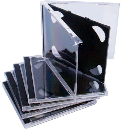 Double CD Jewel Boxes