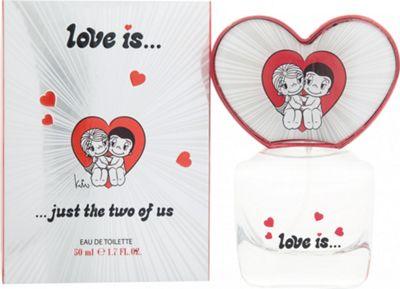 Love Is... Love Is... Eau de Toilette (EDT) 50ml Spray For Women