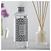 Fox & Ivy Wild Cotton & Linen Luxury Scented 150ml Reed Diffuser Refill