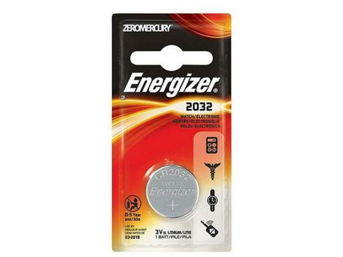 Energizer CR2032 Coin Battery