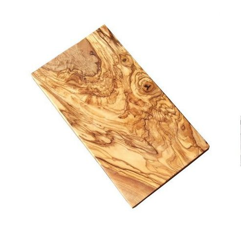 Naturally Med Olive Wood 30cm x 15cm Chopping Board