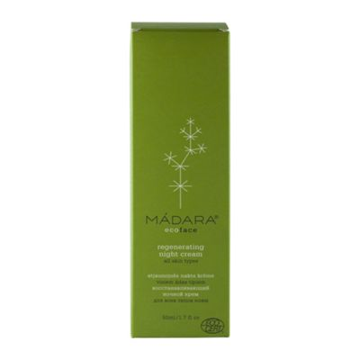 Regenerating Night Cream (50ml Cream)
