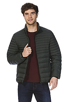 F&F Down Fill Puffer Jacket - Green