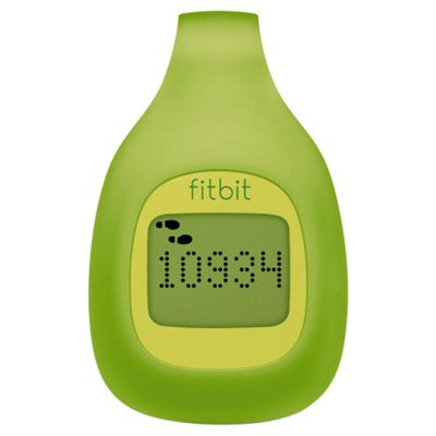 Fitbit Zip Lime Green Wireless Activity Tracker