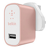 Belkin MIXIT†' Metallic Home Charger Rose Gold