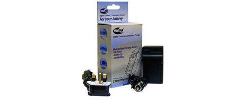 Inov8 Battery Charger for Panasonic Cga-S303