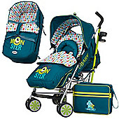 OBaby Disney Stroller Bundle (Monsters Inc)